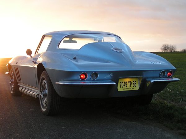 Corvette Sting Ray 1966: