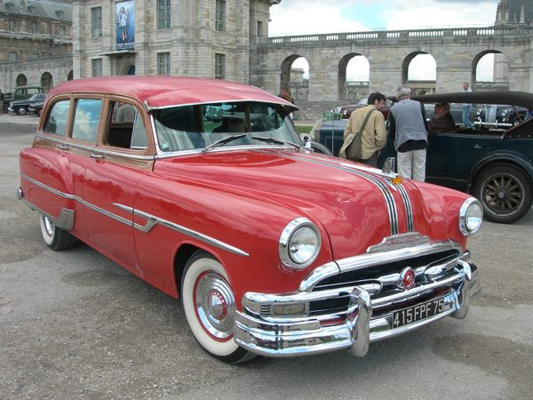 Chieftain Station-Wagon 1953